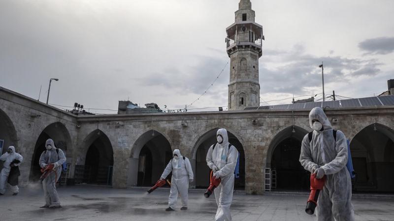 Filistin'de olağanüstü hal ilan edildi