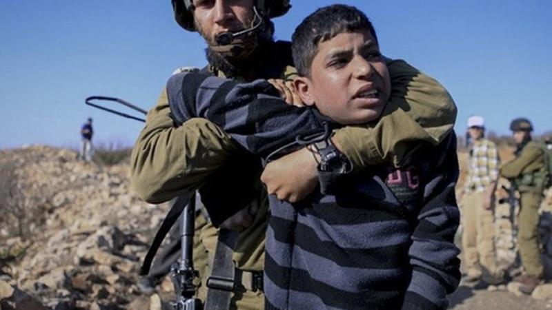 Sadece 6 ayda 350 Filistinli çocuk tutuklandı