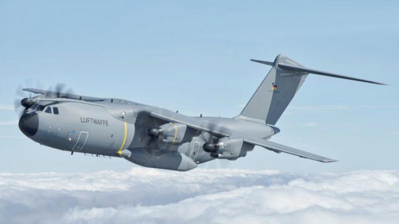 'Türkiye Alman askeri uçağının uçuşuna izin vermedi'