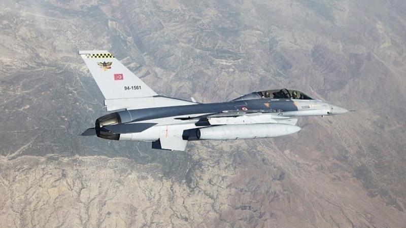 MSB: Irak'ın kuzeyinde 9 PKK'lı terörist etkisiz hale getirildi
