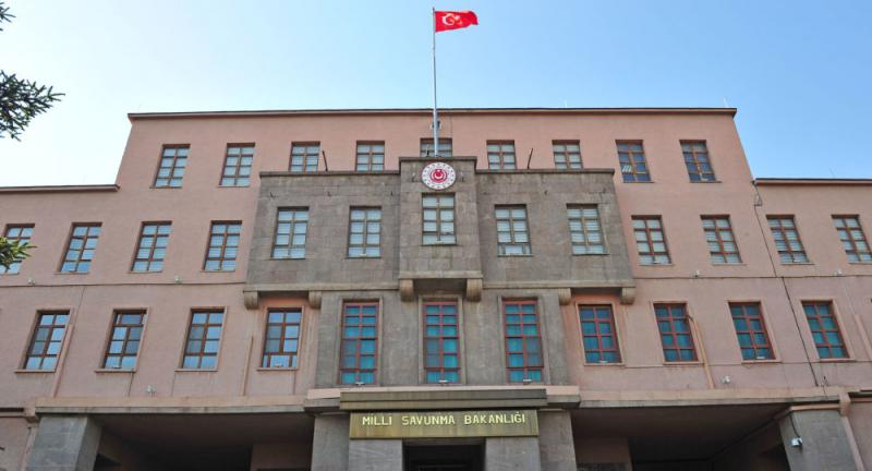 MSB: Barış Pınarı Harekat Bölgesi'nde askeri araç devrildi, bir asker şehit oldu