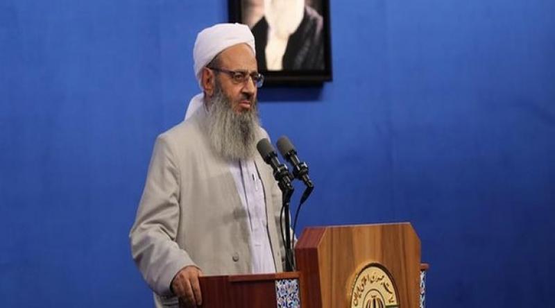 İranlı Sünni alimden hükümete eleştiri