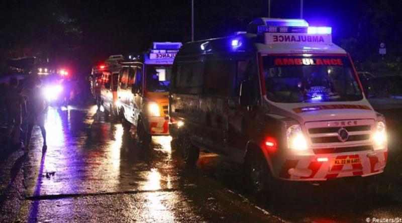 Hindistan'daki uçak kazasında hayatını kaybedenlerin sayısı 16'ya yükseldi