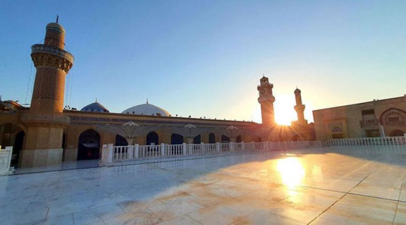 Irak'ta Kovid-19 nedeniyle kapatılan camiler yeniden ibadete açılıyor