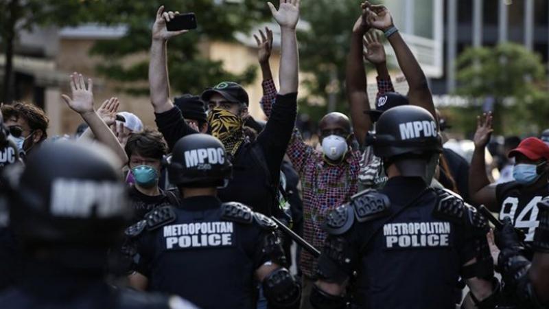 ABD'de 'Polis Reformu' Kararnamesi İmzalandı