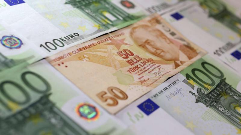 Euro kuru 8 TL'yi aştı