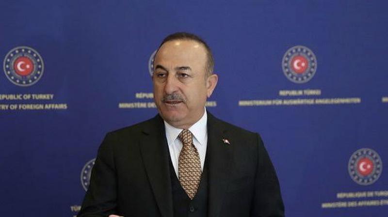 Çavuşoğlu: İsrail'in Filistin topraklarını ilhak planı Ortadoğu'da kalıcı bir barış için tüm umutları yok edecektir