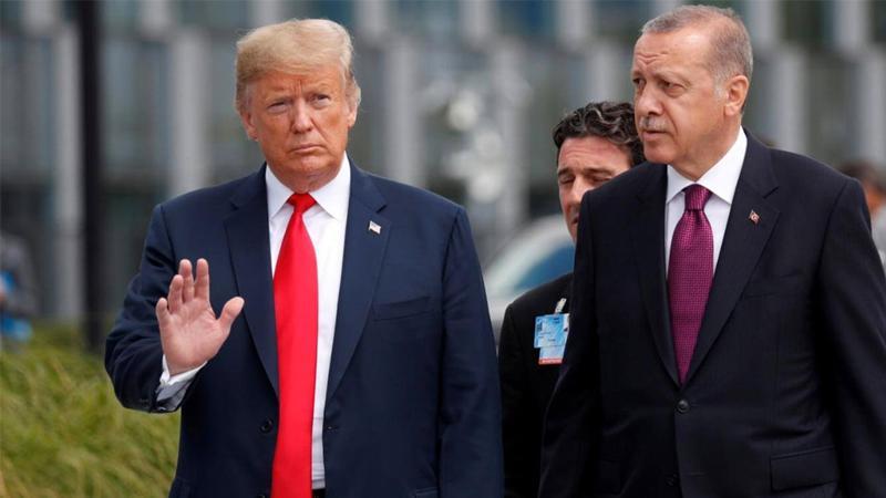 Trump: Erdoğan'la anlaşabiliyorum, beni dinliyor