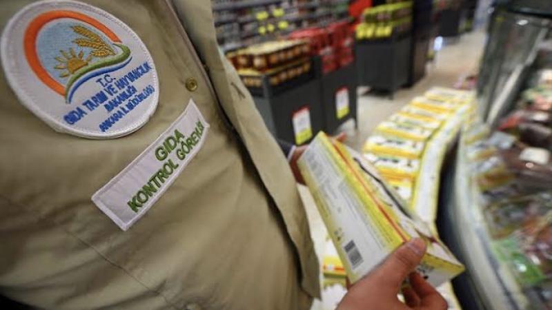 Gıdada taklit ve tağşiş yapan 91 firmaya ait 113 parti ürün ifşa edildi