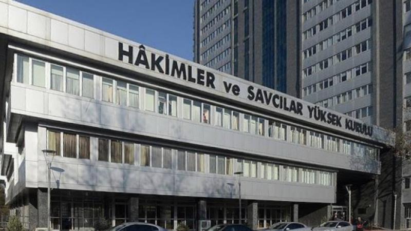 HSK, 26 hâkim ve savcıyı görevden uzaklaştırdı