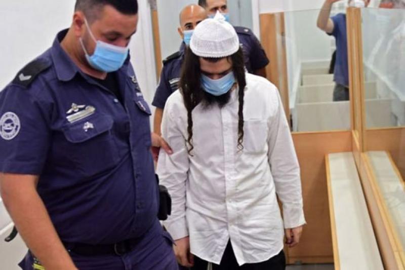 Yahudi yerleşimciye ömür boyu hapis cezası