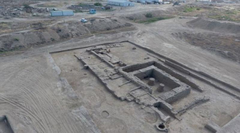 Kazakistan'da 15. yüzyıla ait sufi tekkesi bulundu
