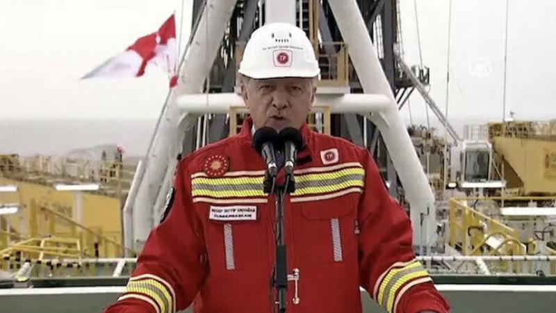 Erdoğan: Keşfettiğimiz doğal gaz rezervine 85 milyar metreküp daha ilave edildi