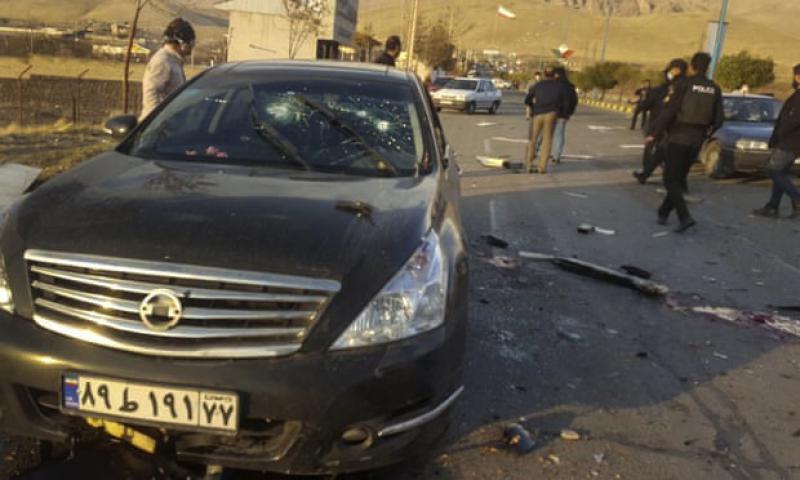 Tahran, nükleer fizikçi Fahrizade'nin suikastine karşılık verileceğini ifade etti