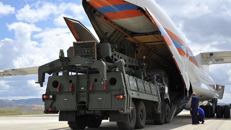 ABD'den, Türkiye'ye S-400 uyarısı: Yaptırımlar masada