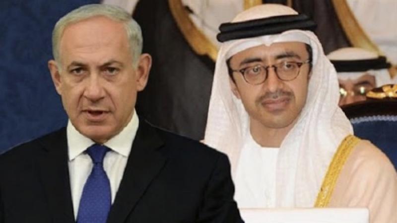 İşgalci İsrail ve Birleşik Arap Emirlikleri arasında anlaşma