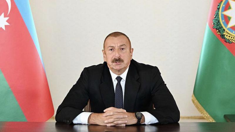 Aliyev: Bunu herkes bilmeli, önümüzde artık kimse duramaz