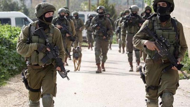 İşgalci İsrail ordusu, Lübnan topraklarına ateş açtı