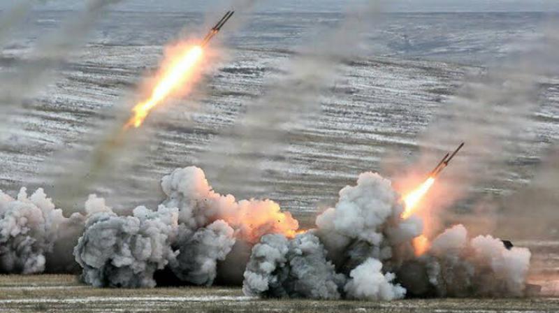 ABD askerlerinin bulunduğu üsse füzeli saldırı