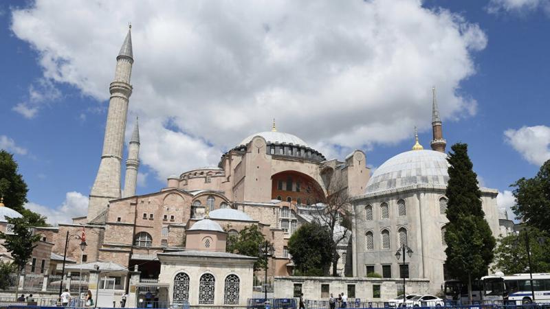 Danıştay, Ayasofya'nın camiden müzeye dönüştürülmesi kararını iptal etti