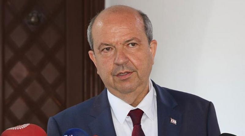 KKTC Başbakanı: Türkiye ve KKTC, Doğu Akdeniz'deki haklarının gasbedilmesine göz yummayacak