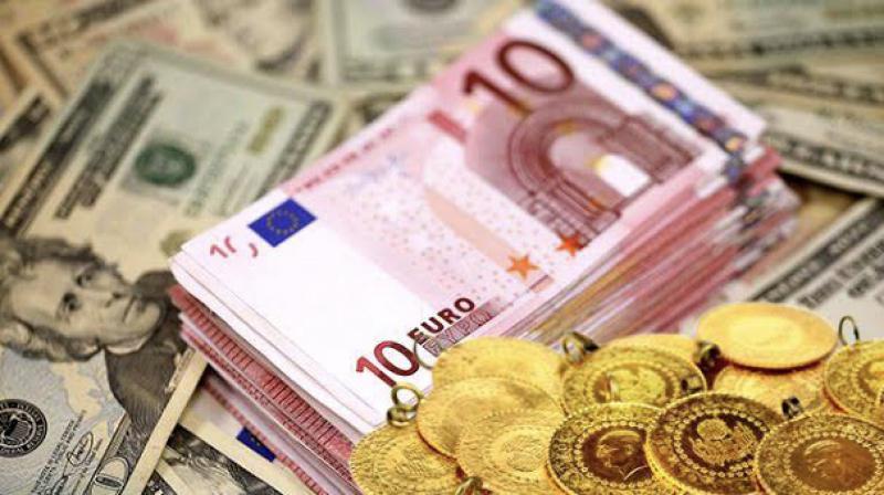 Dolar, Euro ve altında yükseliş durmuyor: Yeni rekor!