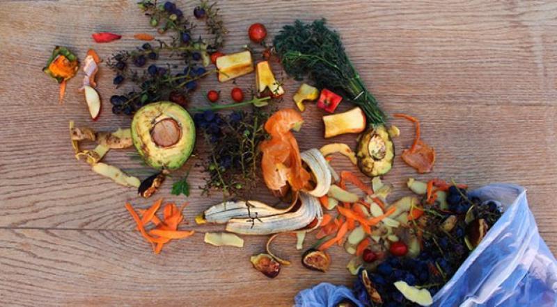 Her yıl 14,5 milyon ton gıda çöpe atılıyor