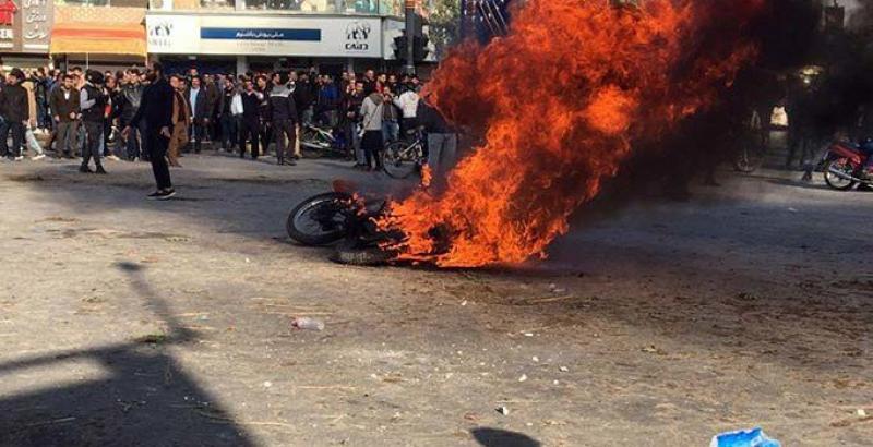 Uluslararası Af Örgütü: İran'daki olaylarda en az 115 kişi öldü