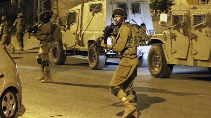İşgalci İsrail'den Batı Şeria'da baskın ve tutuklamalar