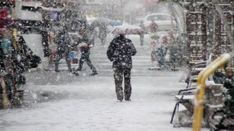 Meteoroloji'den kar ve sağanak uyarıları