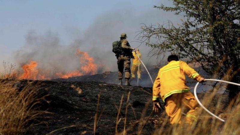 Gazze çevresindeki yerleşim merkezlerinde 19 yangın çıktı