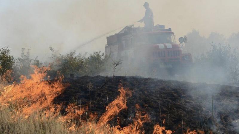 Bulgaristan sınırdaki yangın 2 gündür söndürülemedi