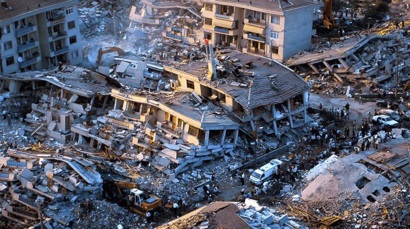 Prof. Naci Görür: Marmara Depremi 'Geliyorum' Diye Bağırıyor