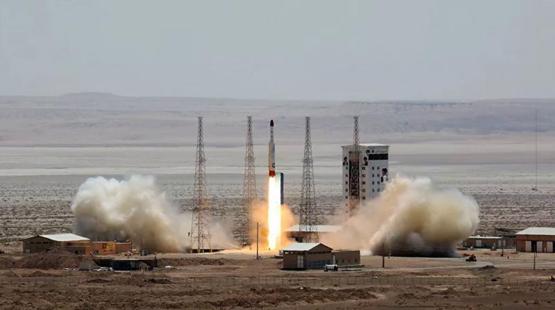 İran Devrim Muhafızları: İlk Askeri Uydumuz Yörüngede