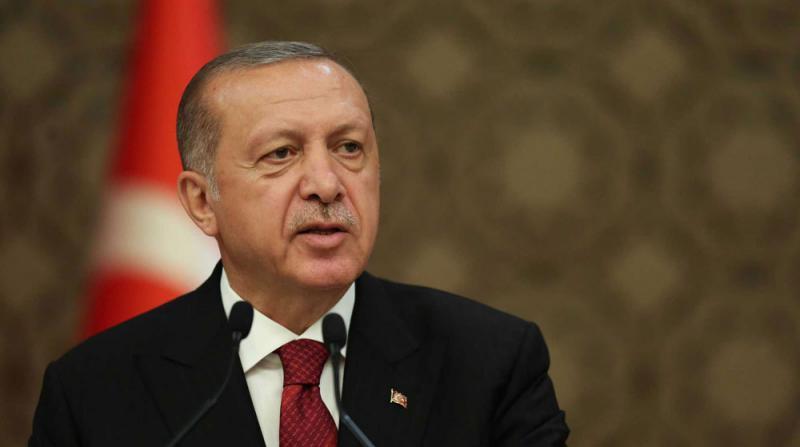 Erdoğan, Gine Bissau Cumhurbaşkanı Embalo İle Bir Araya Gelecek