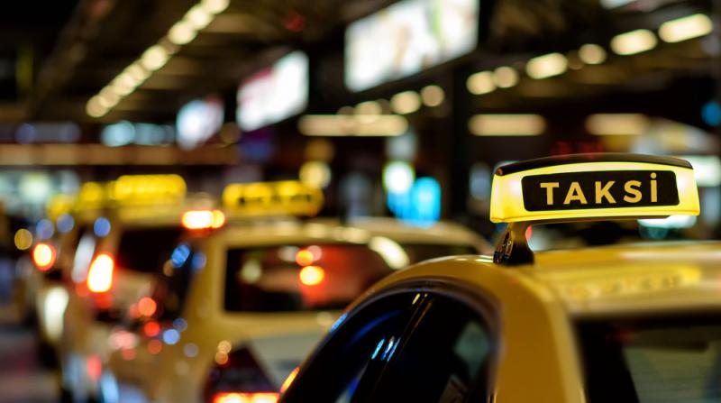 Taksicilerden İBB'ye Dava