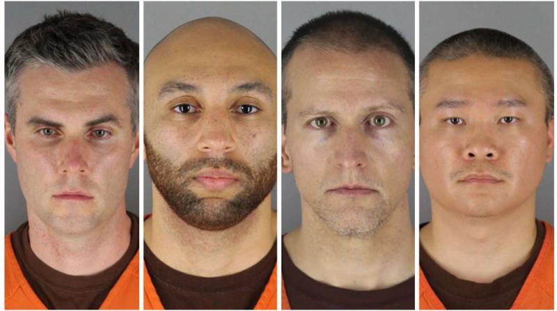 Floyd Davasında 3. Polis de Salıverildi