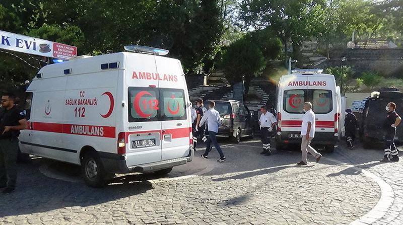 Diyarbakır'da ihale kavgası: 8 yaralı