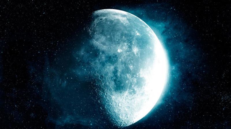Ay Sanıldığı Kadar Yaşlı Değil mi?