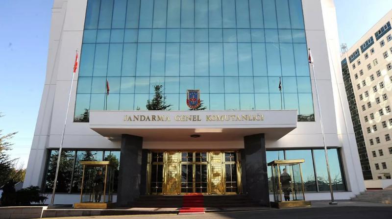 Jandarma Genel Komutanlığı Personeline Soruşturma: 5 Gözaltı Kararı