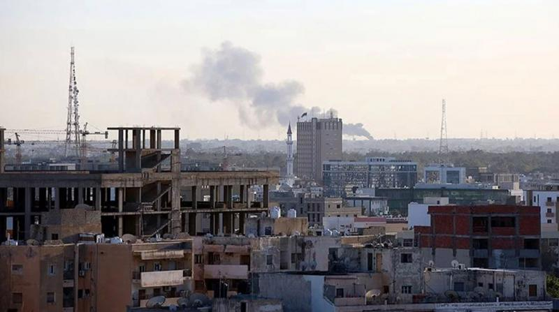 Hafter güçlerinden Trablus'ta sivillere saldırı