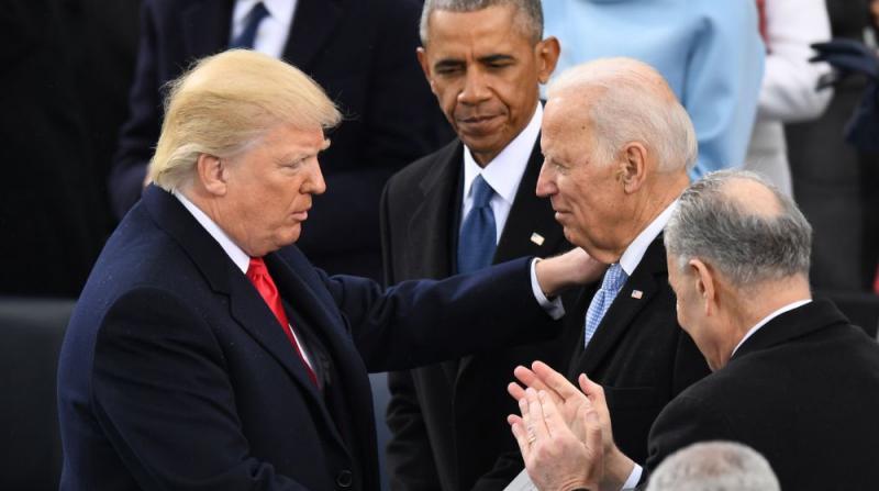 Trump: Joe Biden'ın Zihinsel Yetenekleri Ülkeye Liderlik Etmeye Uygun Değil