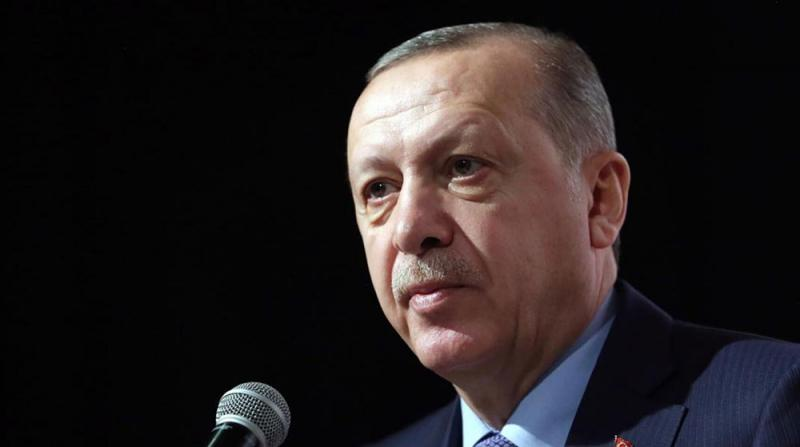 Erdoğan, AKP Genişletilmiş İl Başkanları Toplantısında Konuştu