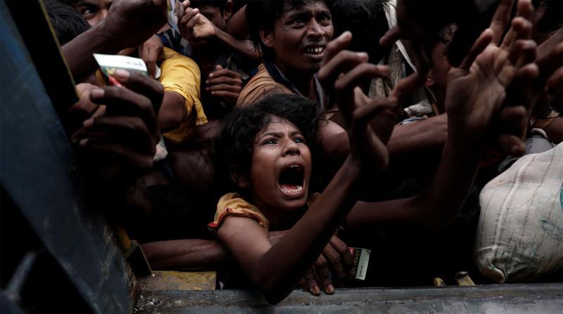 57 Ülkeden Myanmar'a Soykırım Suçlaması