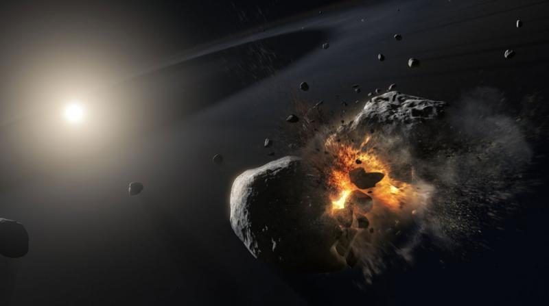 Metal Öğütücü Gezegen Keşfedildi