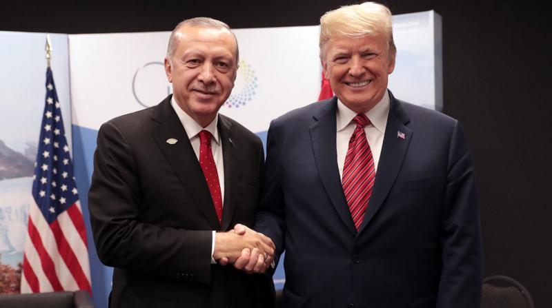 Erdoğan'dan Trump Açıklaması: Bana Karşı Samimi ve Dürüst