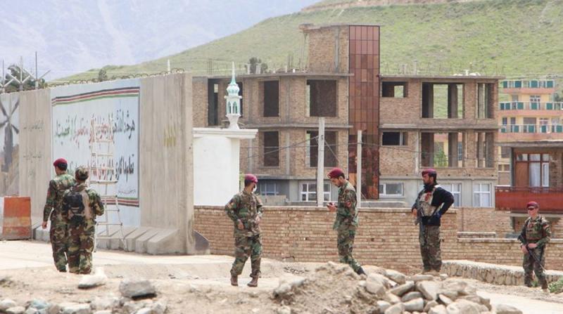 Afganistan'da Patlamada 3 Sivil Hayatını Kaybetti