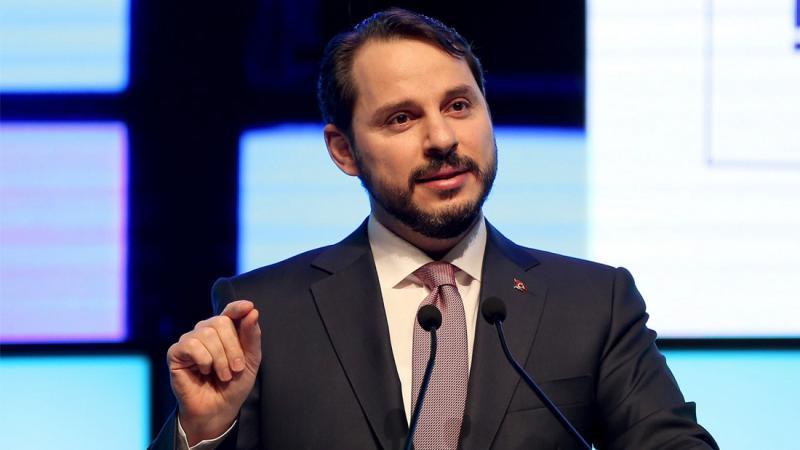 Albayrak: Türkiye'yi Faizsiz Finansın Merkezi Haline Getirmeyi Hedefliyoruz