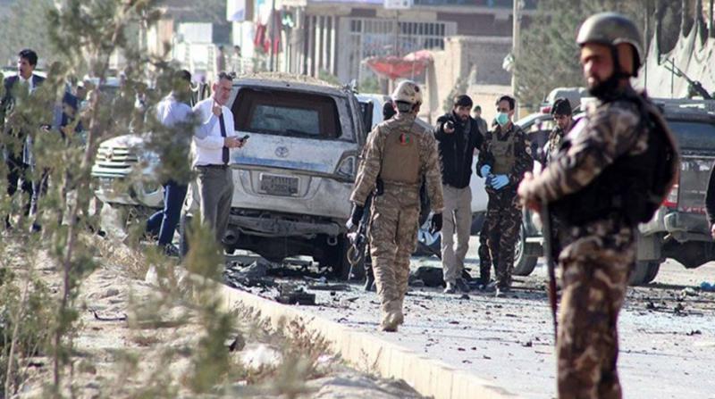 Afganistan'da Saldırı! 6 Ölü