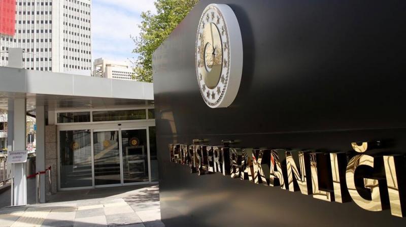 Dışişleri Bakanlığı: Hiçbir Devlet Ya Da Hiç Kimse Türk Mahkemelerine Emir Veremez